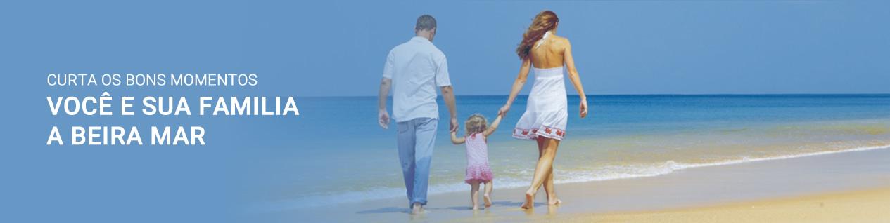 Curta os bons momentos com sua familia