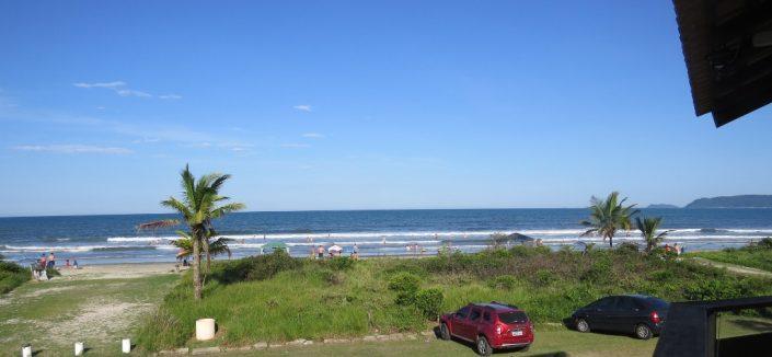 Praia Balneário do Imperador
